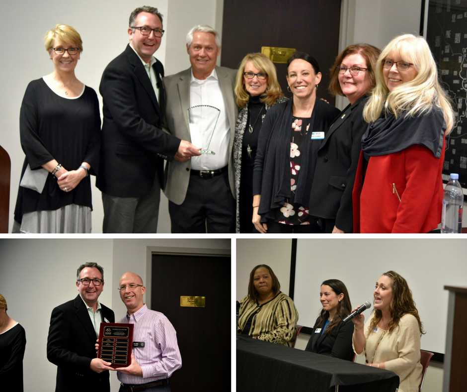 Foundation Honors Transactional Giving Offices and Donors