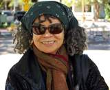 AWF Executive Director Jeanie Thompson interviews poet Sonia Sanchez