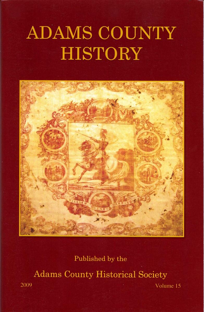 Adams County History Vol 15