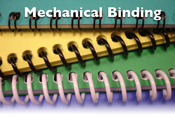 Mechanical Binding