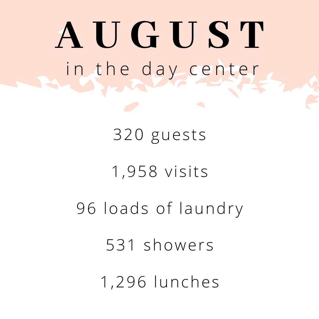 August in Pathways Day Center