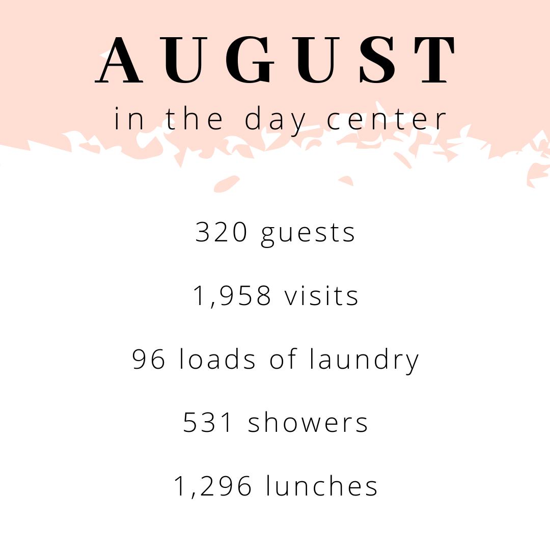 August in Pathways Day Center