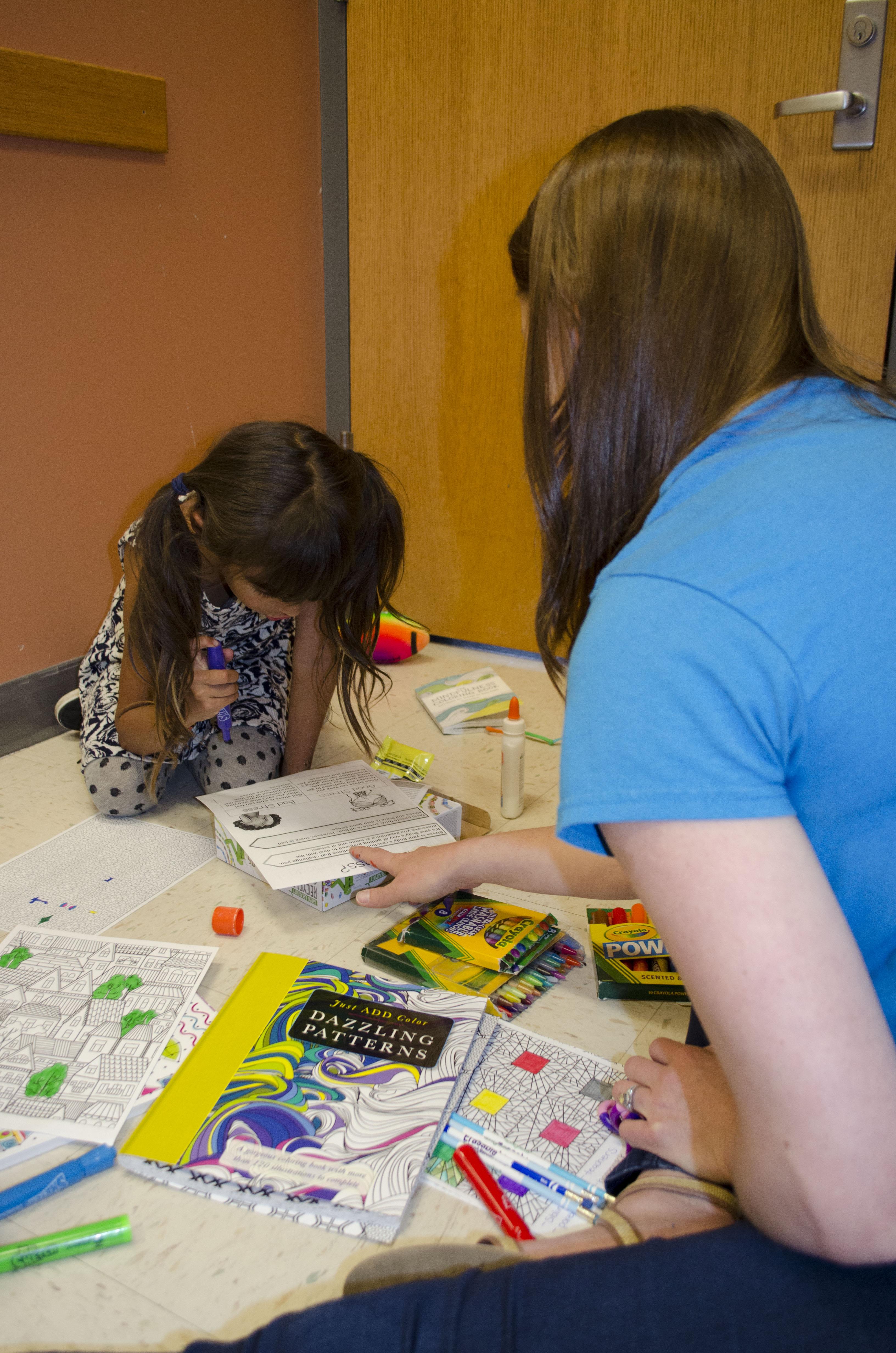 Children Served Through Mental Health Services