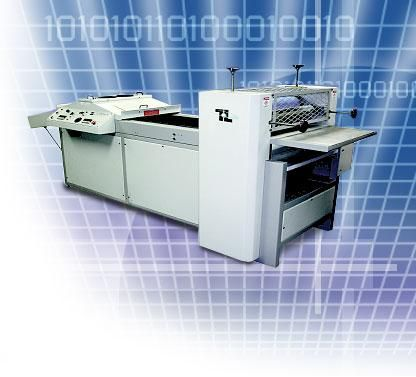 TEC Lighting UV Coater