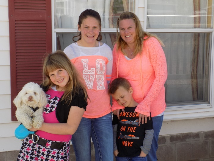 Jody and Family