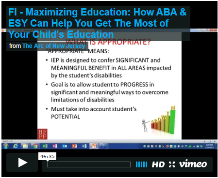 Maximizing Education: How ABA & ESY Can Help You Get The Most of Your Child's Education