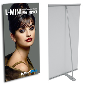 L-Mini Tabletop Display