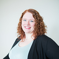 Leah Gregory, VP Communications