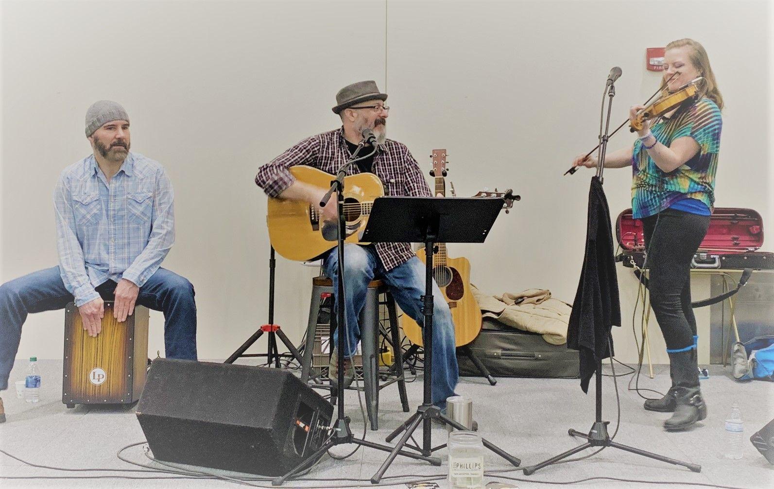 Doug Phillips Trio