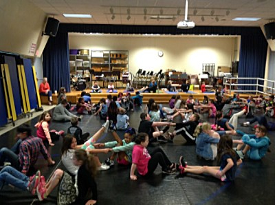 Bringing Yoga Outside Our Walls & Into Schools