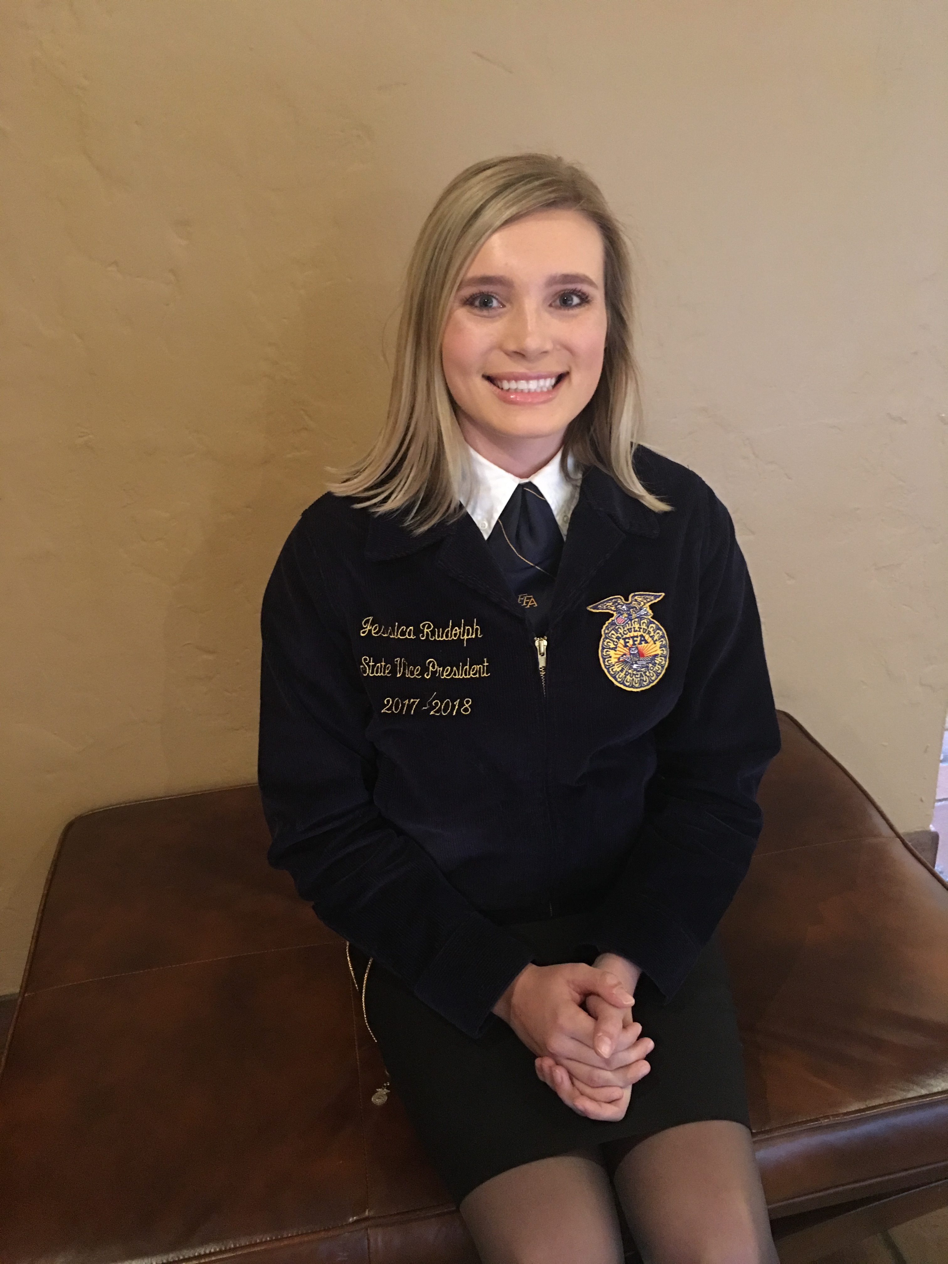 Meet Your 2017-18 State Officer: Jessica Rudolph