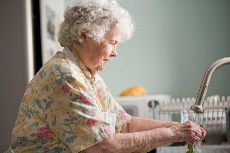 Battling older adults' greater social isolation during COVID-19