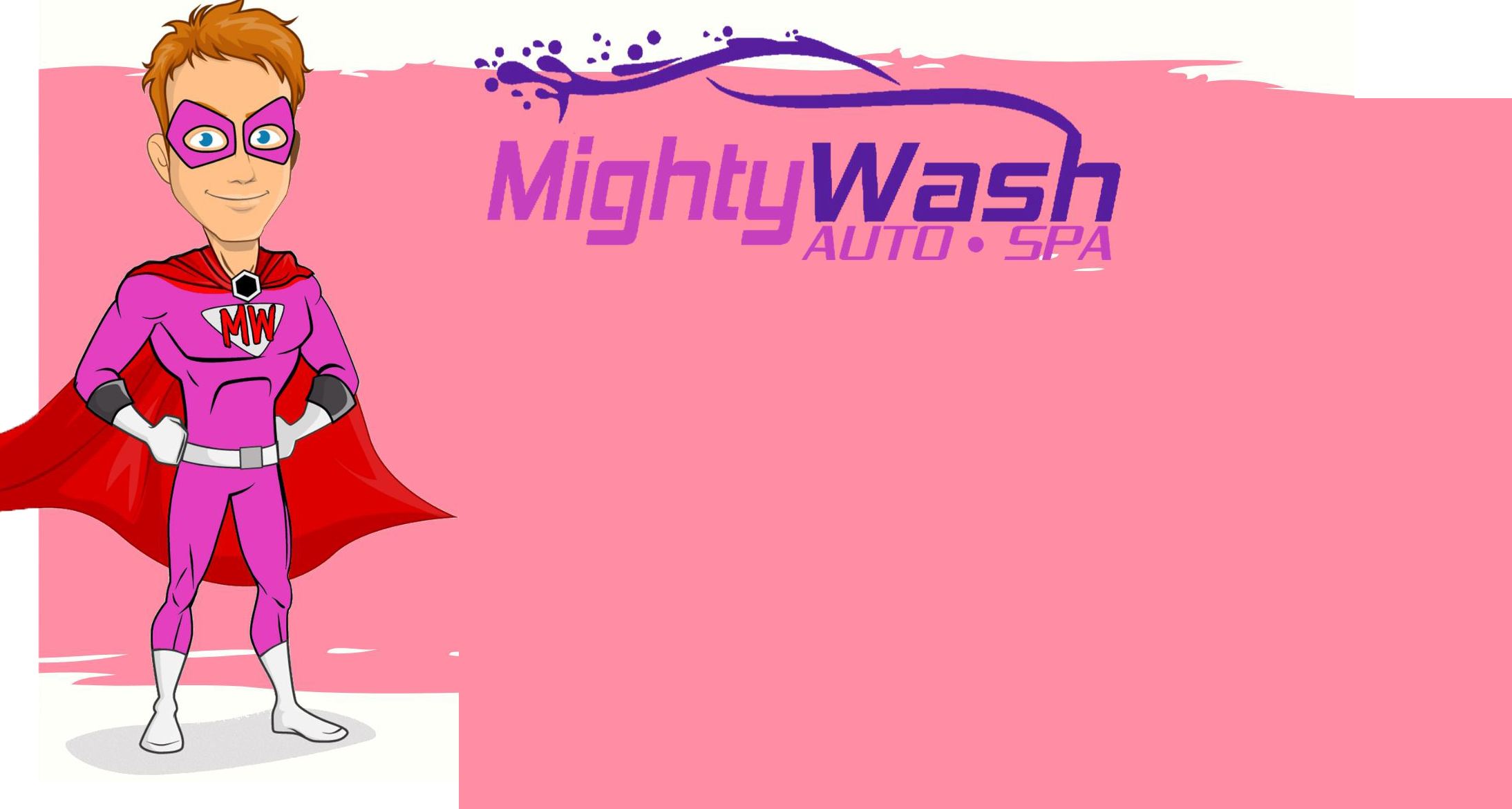 Mighty Car Wash