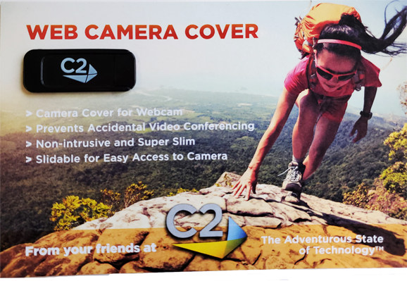 Webcam Cover Package