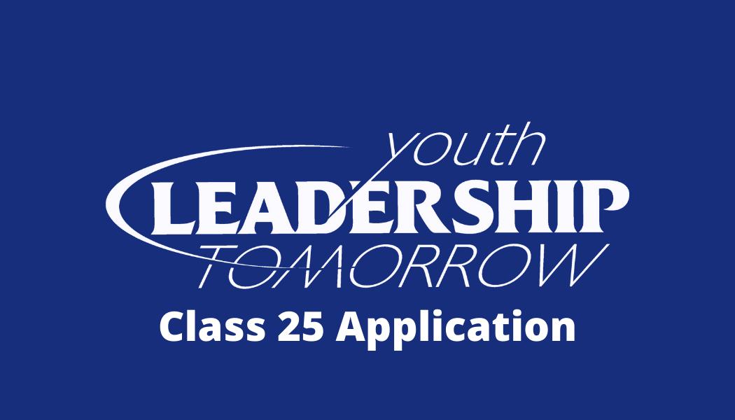 YLT 25 App Deadline