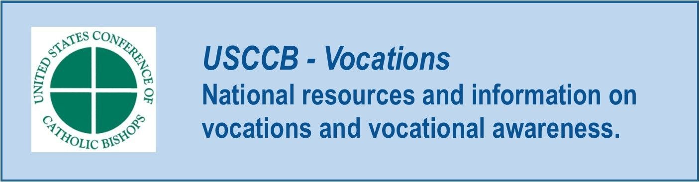USCCB Vocations - linked