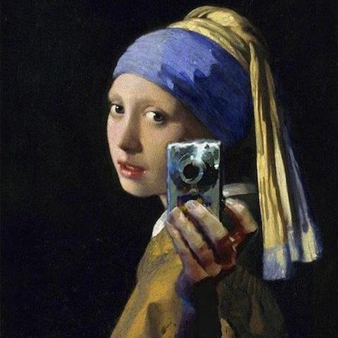 Museum Selfie Day