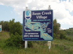 Development Sign 1