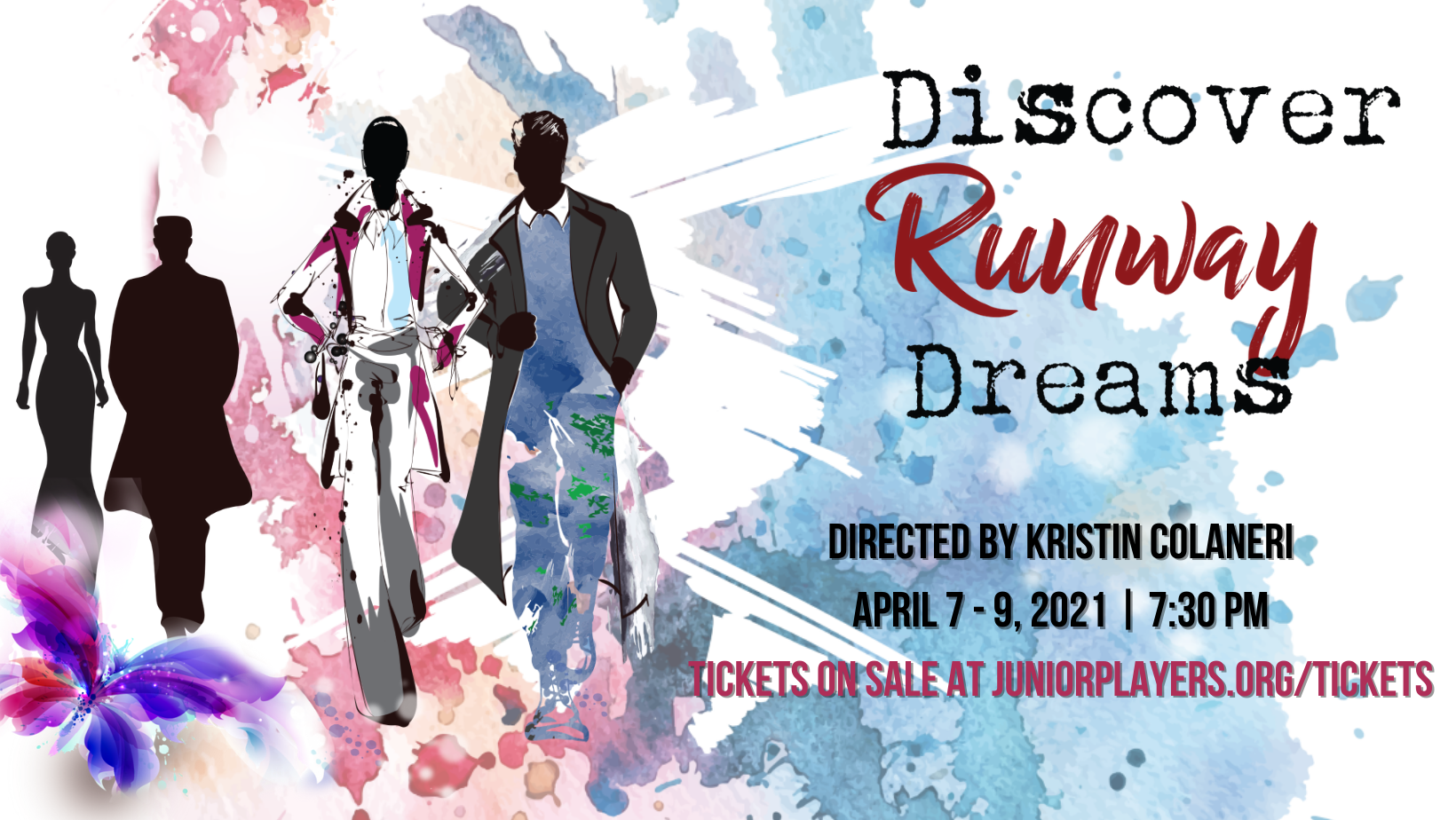 Discover Runway Dreams 2021 Press Release