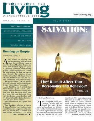 Psychology for Living Winter-Spring 2009