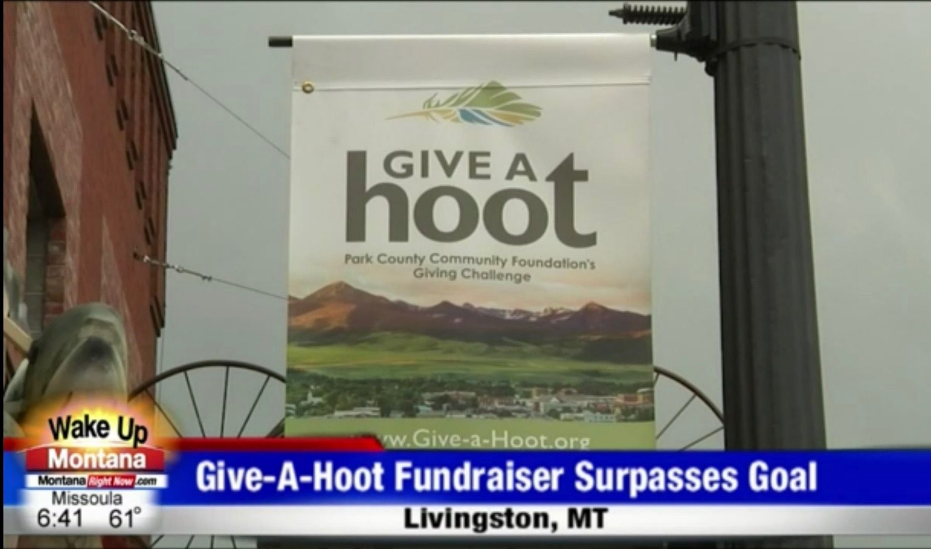 Give-A-Hoot fundraiser raises $1 million for nonprofits, donation link closes at midnight