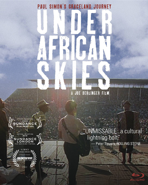 """Under African Skies"" Documentary Film Screening & Q&A with Bassist Bakithi Kumalo, Artist-in-Residence"