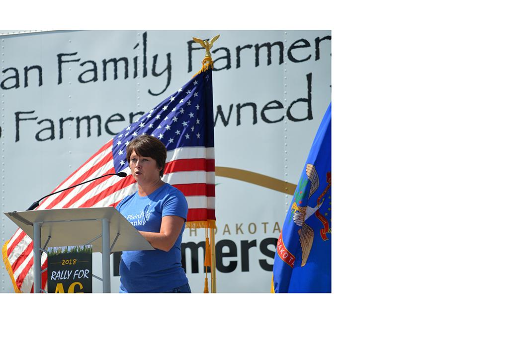 Sobolik named Great Plains Food Bank President
