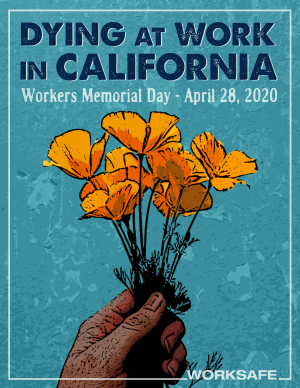 Dying at Work in California 2019 Cover Image