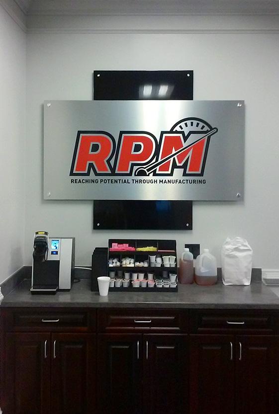 RPM Aluminum with Standoffs