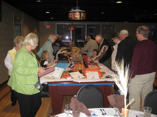 '09 Silent Auction