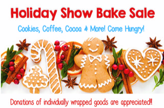Holiday Bake Sale