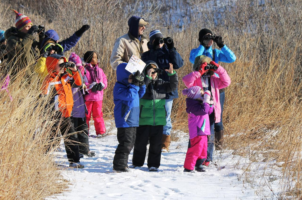 Christmas Bird Count with WRI