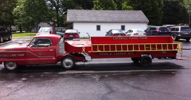 Catskill fire truck