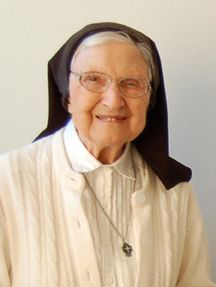 Sister Ralphine Fried, OSB