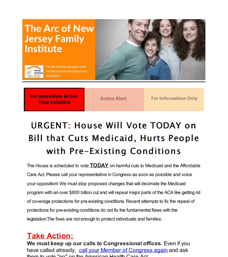 Protect the Lifeline: URGENT: House Bill May Move Quickly 5.04.2017