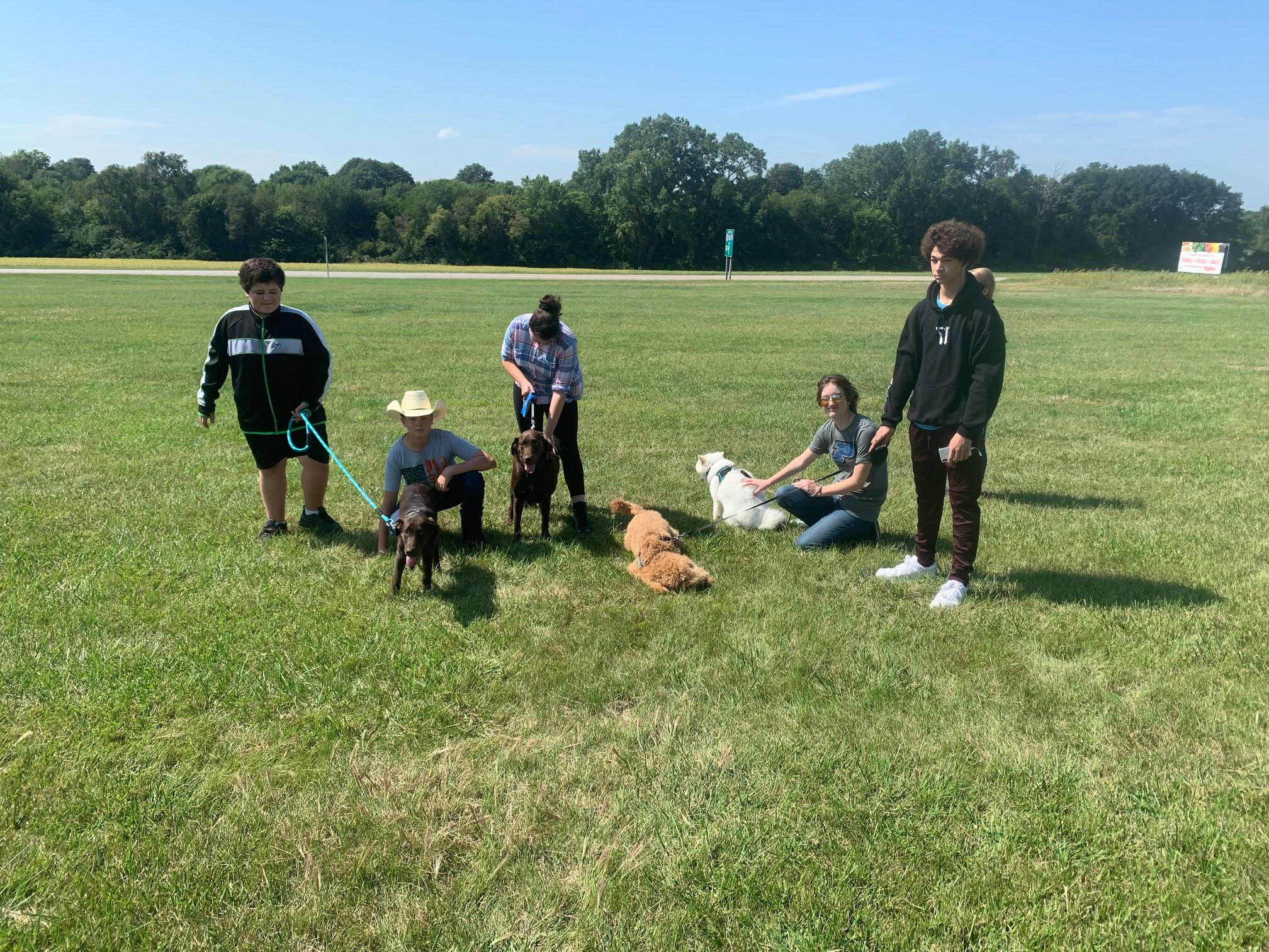 Plattsmouth Doggy Daycare School Based Enterprise