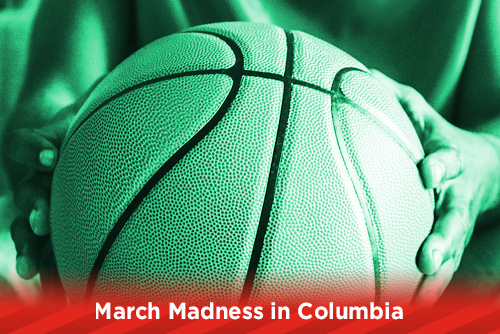 March Madness in Columbia