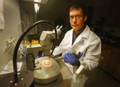 Marquette professor awarded $1.6 million NIH grant for spinal cord injury research