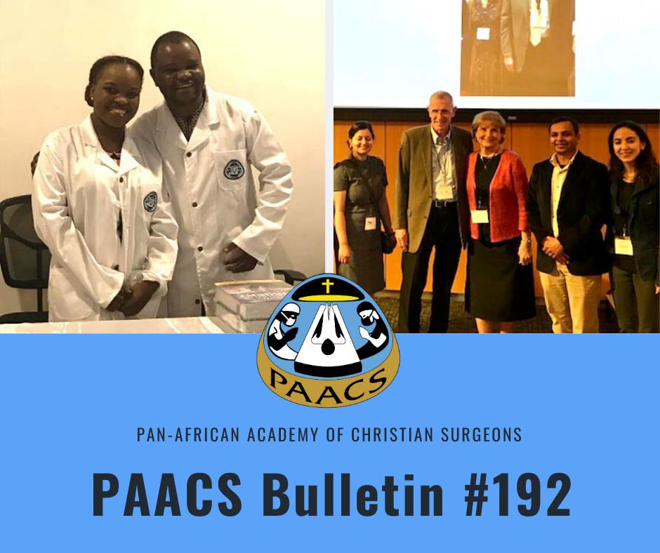PAACS Bulletin #192