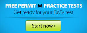 North Dakota Drivers Permit Practice Test​