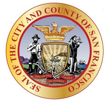 X33160 -  Seal of the City of San Francisco