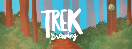 Trek Brewing Logo