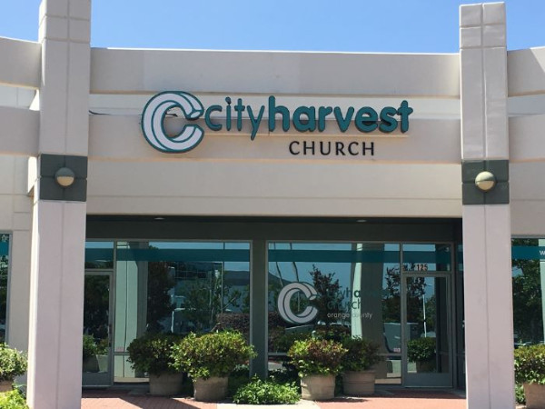 Channel letters for churches in Orange County CA