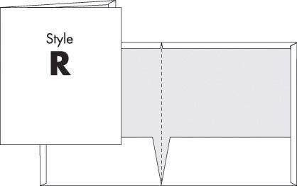 Reinforced Top & Side Folder