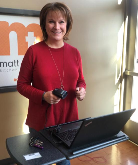 Volunteer Spotlight: Sue Kemp