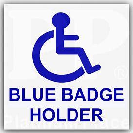 Gov.UK - Apply / Renew Blue Badge