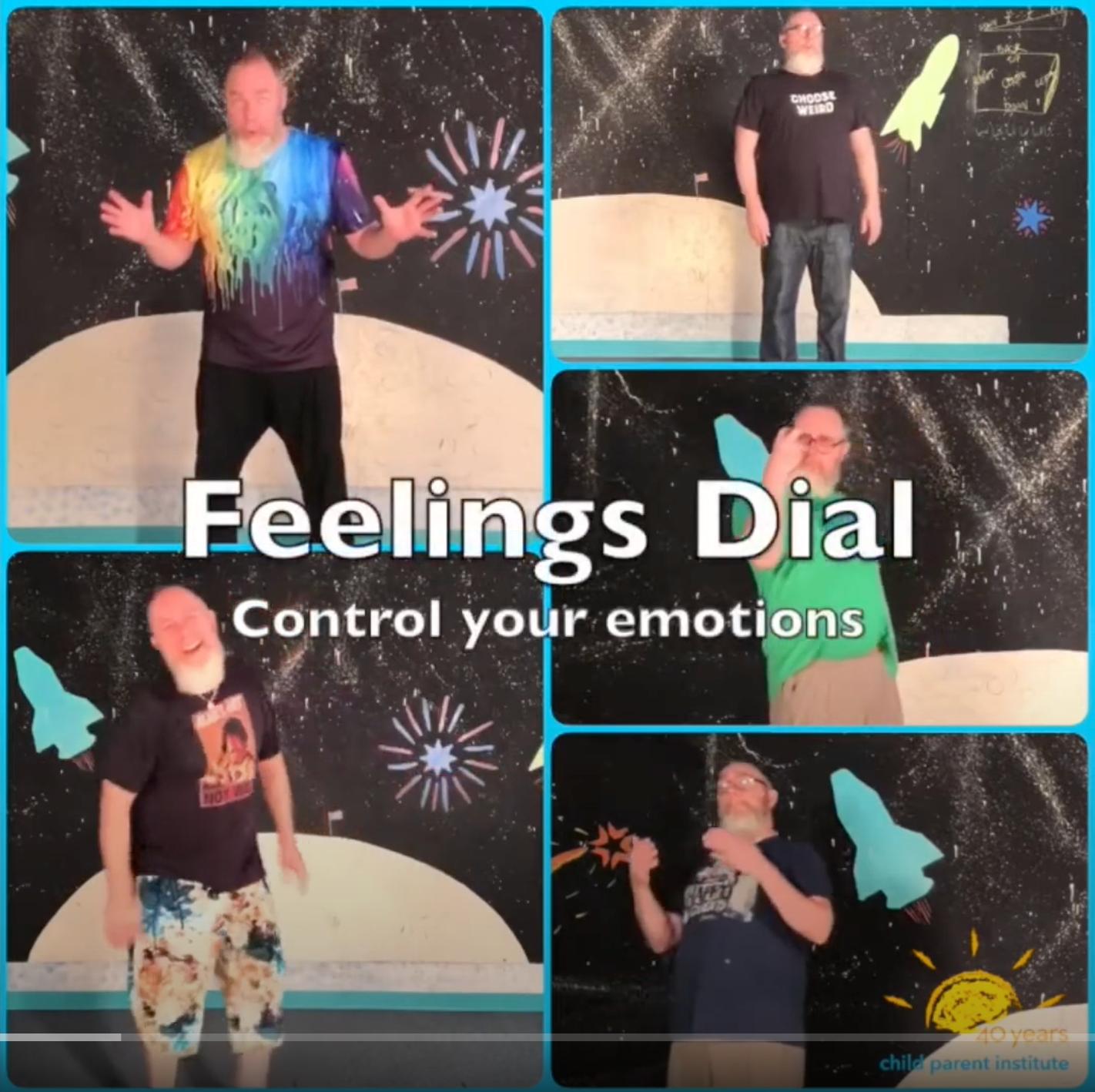 Feelings Dial