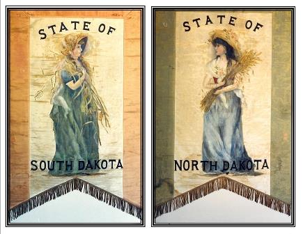 July 2014 - The Twin Banners of the Twin States