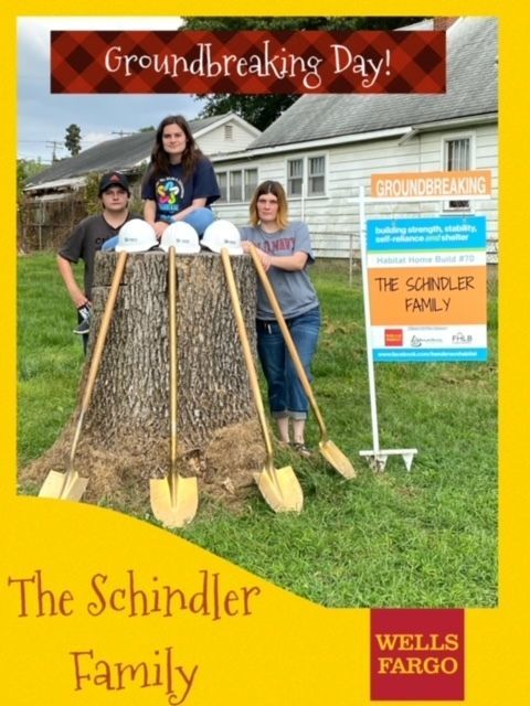 #70 The Schindler Family
