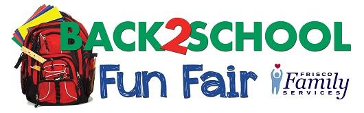 Back to School Fun Fair